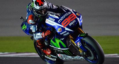 """MotoGP in Qatar, Lorenzo: """"Rossi? Non so perché se la prende"""""""