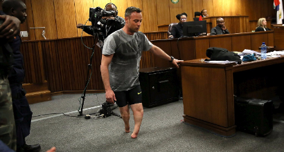 Pistorius ricoverato in ospedale: avrebbe tentato il suicidio