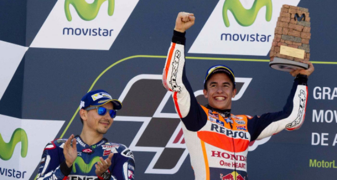 Marquez, Foto LaPresse