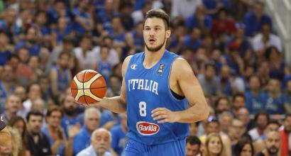 L'Italia debutta con Israele, anche Lituania e Germania nel girone