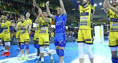 Volley, Champions: Modena c'è, Civitanova cade a Berlino
