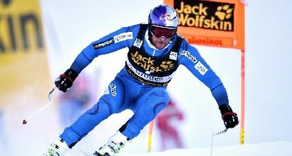 Sci Alpino, in Val Gardena dominio Norvegia. Azzurri indietro