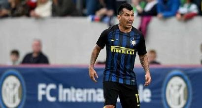 Inter e Cile in ansia per Medel: lavoro differenziato nel ritiro della Nazionale