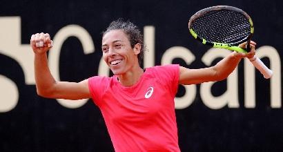 Tennis, Wta Bogotà: trionfo Schiavone, è il suo ottavo titolo