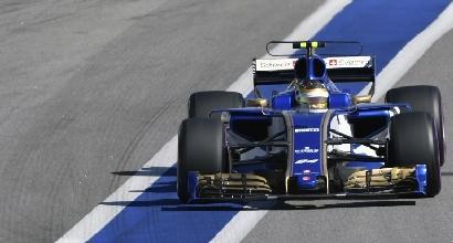 F1: Sauber dal 2018 userà motori Honda