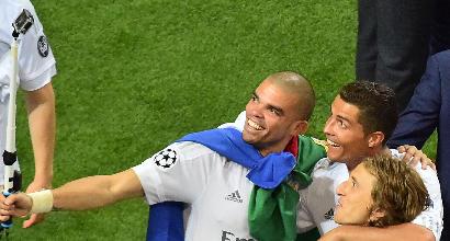 Champions League, il Real Madrid si prepara per la finale
