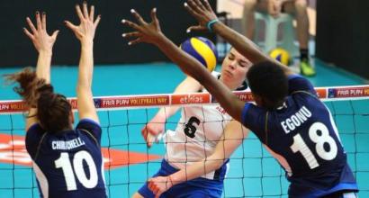 Volley femminile, qualificazioni Mondiali: l'Italia schianta il Belgio e vola in Giappone