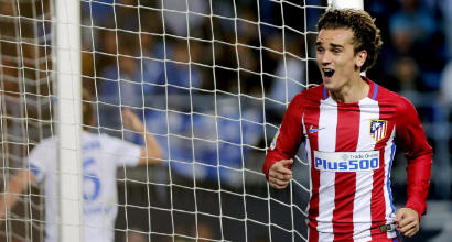 Griezmann rinnova con l'Atletico Madrid fino al 2022