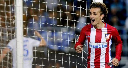 Atletico Madrid - Griezmann rinnova fino al 2022