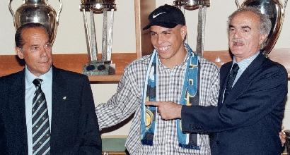 Inter, 20 anni fa l'annuncio di Ronaldo