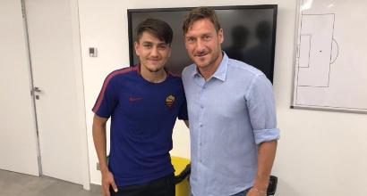 Totti, Foto Instagram