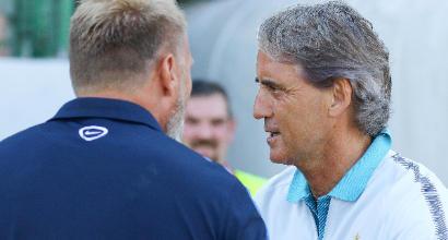 Zenit, Mancini cala il poker: partenza super e primo posto in classifica