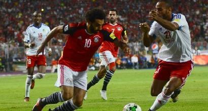 Russia 2018: Salah porta ai Mondiali l'Egitto di Cuper