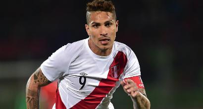 Perù, Guerrero squalificato: doping
