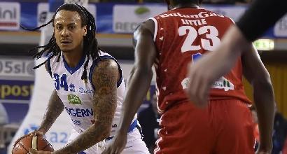 Basket, Serie A: Brescia, vittoria e aggancio in vetta