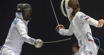 Scherma: Mondiali, Navarria d'oro nella spada donne