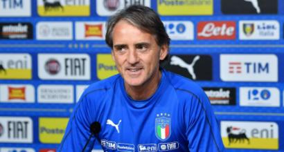 """Nazionale, Mancini: """"Sono molto fiducioso"""""""