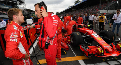 Ferrari, unghiata di Montezemolo. Arriva Leclerc
