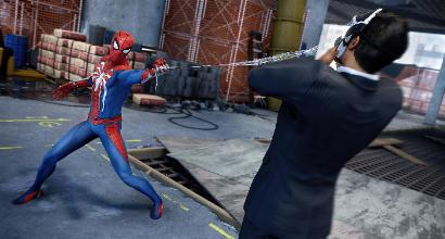 Con Marvel's Spider-Man il fumetto prende vita