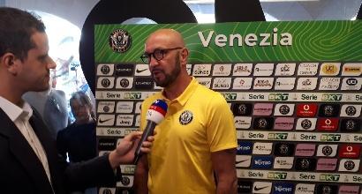 """Venezia, Zenga: """"Il nostro traguardo è la ferocia, chi non dà il massimo non gioca"""""""