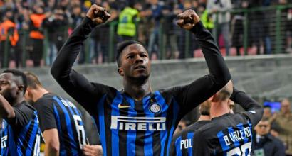 """Roma-Inter, il derby di Keita: """"Un po' strano, e sogno di fare gol"""""""