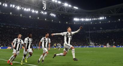 Juventus, la grande rimonta anche in Borsa: la tripletta di CR7 vale 214 milioni