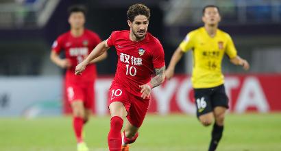 Cina, Pato lascia il Tianjin Tianhai dopo aver comprato il proprio cartellino