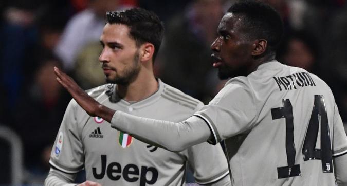"""Juventus, Matuidi: """"A Cagliari buu razzisti prima del gol di Kean"""""""