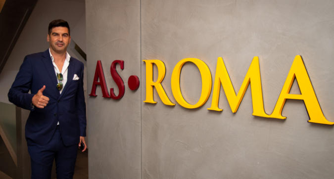 """Roma, ecco Fonseca: """"Con le mie idee faremo grandi cose"""""""