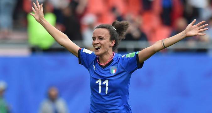 Mondiali donne, Bonansea: