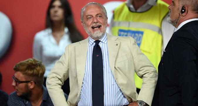"""Napoli, AdL: """"Manolas e James Rodriguez? Dobbiamo approfondire con Ancelotti"""""""