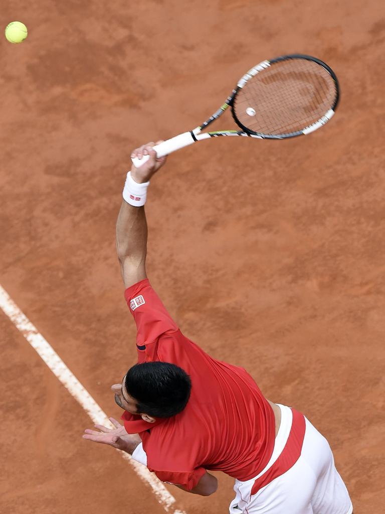 Grande spettacolo agli Internazionali d'Italia, dovo sono andati in scena i quarti di finale. Djokovic ha battuto Nadal al termine di una gara molto tirata e combattuta (7-5, 7-6), Murray invece si è liberato abbastanza facilmente di Goffin (6-1, 7-5).