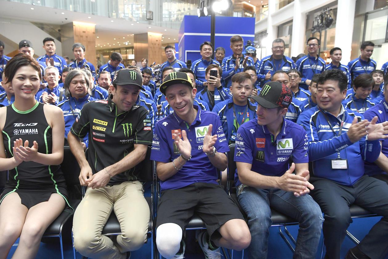 MotoGP, Rossi a Tokyo verso Motegi