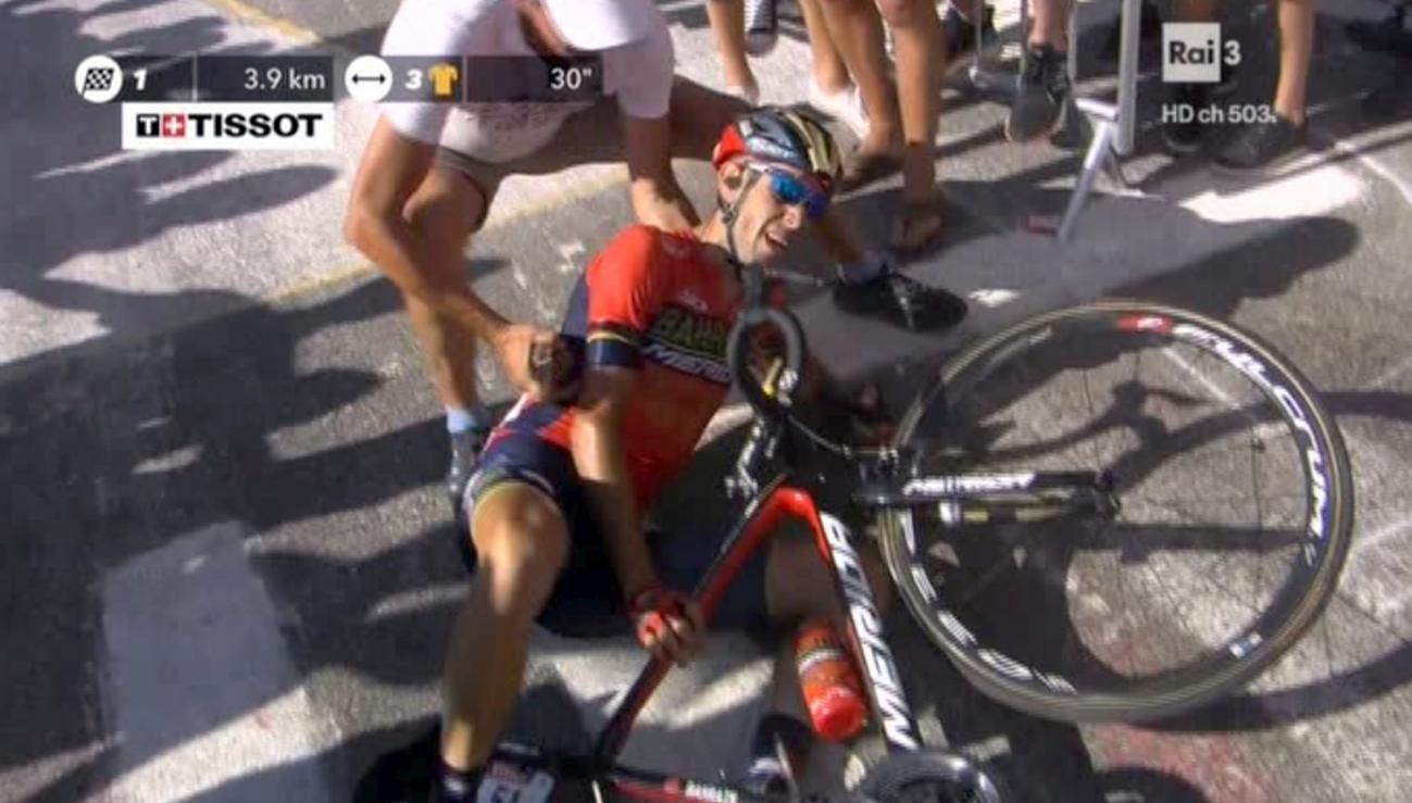 "Tour, Nibali ""steso"" al Tour"