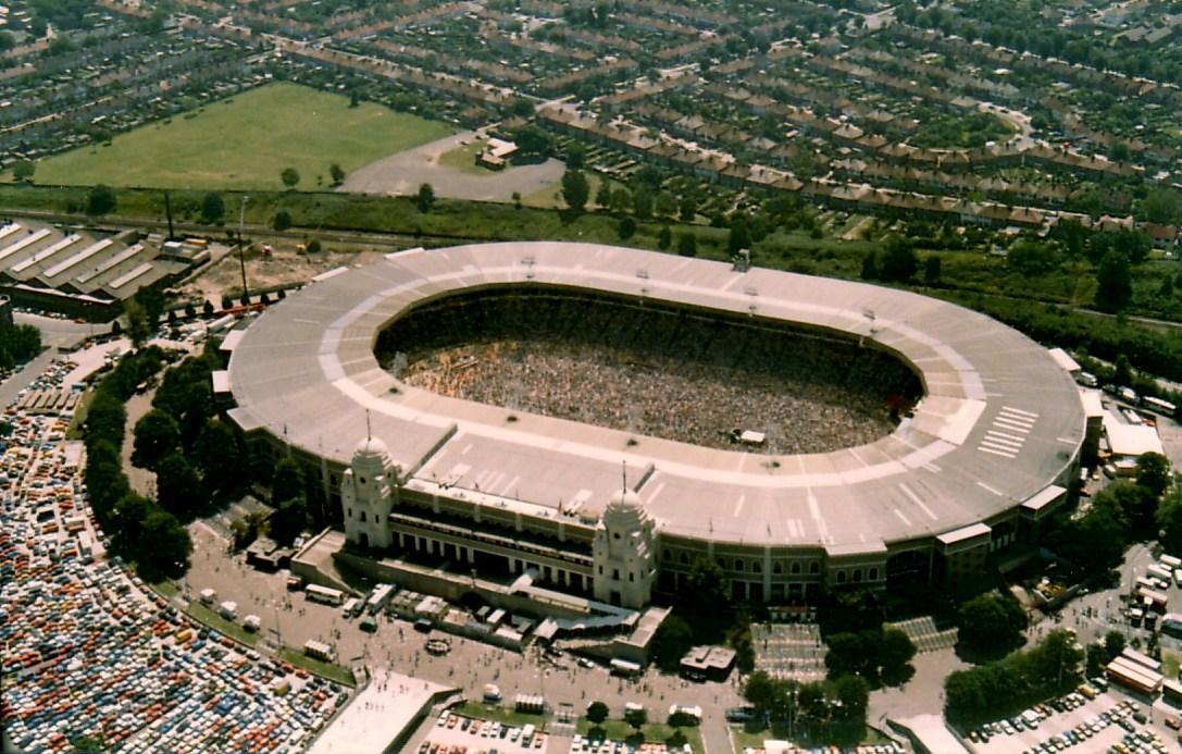Il vecchio Wembley