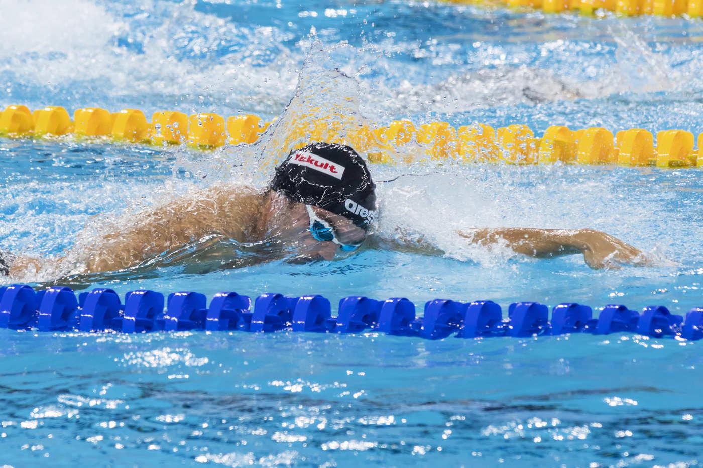 """Prima medaglia per l'Italia ai Mondiali di nuoto in vasca corta in svolgimento ad Hangzhou, in Cina. Gabriele Detti ha conquistato in rimonta il bronzo nei 400 stile libero con il tempo di 3'37""""54. Oro al lituano Danas Rapsys in 3'34""""01, argento al norvegese Henrik Christiansen (3'36""""64). Giù dal podio invece Federica Pellegrini, che nella finale dei 200 stile ha chiuso in quarta posizione (prima la Titmus con 1'51""""38, seconda la Comerford, terza la Heemnskerk)."""