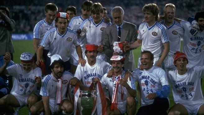 Psv, 1988. Finale vinta contro il Benfica ai rigori