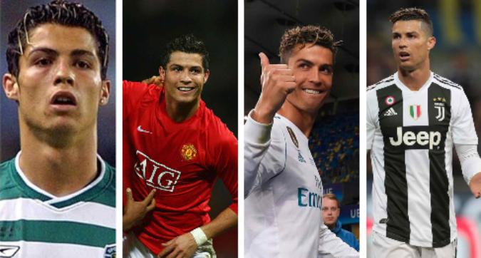 Cristiano Ronaldo da record, 600 gol con le maglie di club