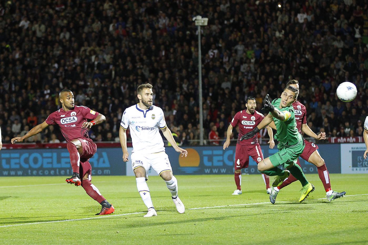 Serie B: Diaw stende il Verona, il Cittadella vede la Serie A