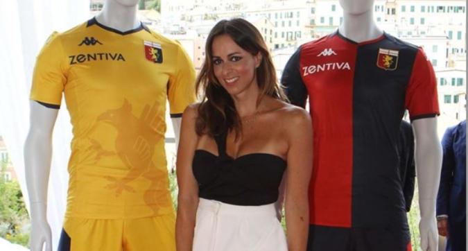 Genoa, ecco la nuova maglia