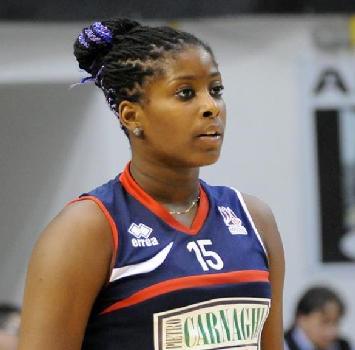 Miriam Sylla, MVP della finale (foto da facebook)
