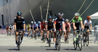 Vuelta 2014, terza tappa: urlo Matthews, rimpianto Caruso