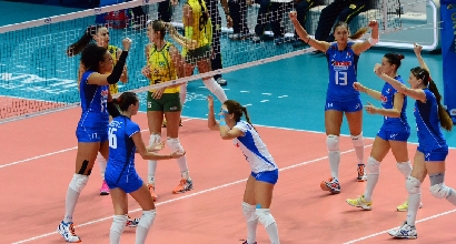 Volley, Mondiali donne: Italia amara, bronzo al Brasile