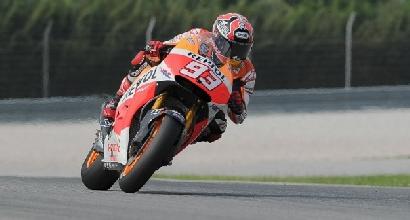 MotoGP, Valencia: prime libere, Marquez già davanti