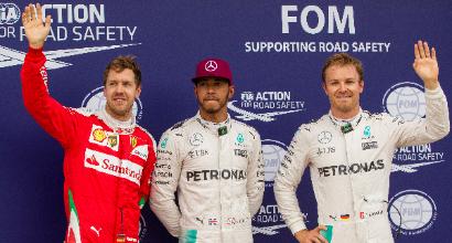 """F1 a Montreal, Hamilton: """"Importante essere primi"""""""