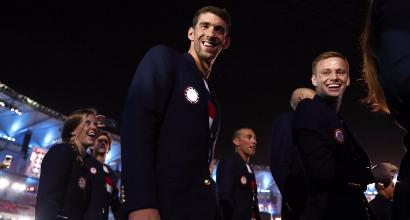 Phelps (Afp)