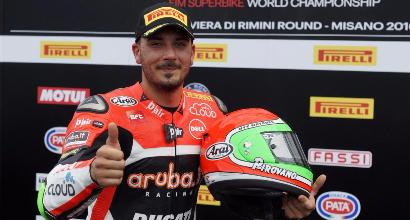 Superbike, Ducati: ti presento il mio ex