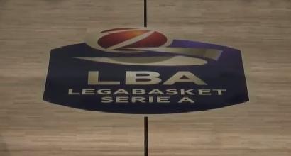 Basket, il nuovo logo della Lba