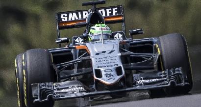 Force India: ultime quattro gare per Nico Hulkenberg