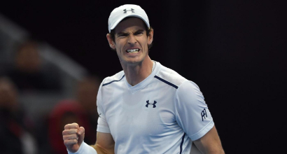 Andy Murray (LaPresse)